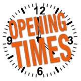 opening times1
